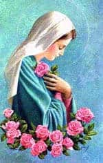 Mary, Mystical Rose