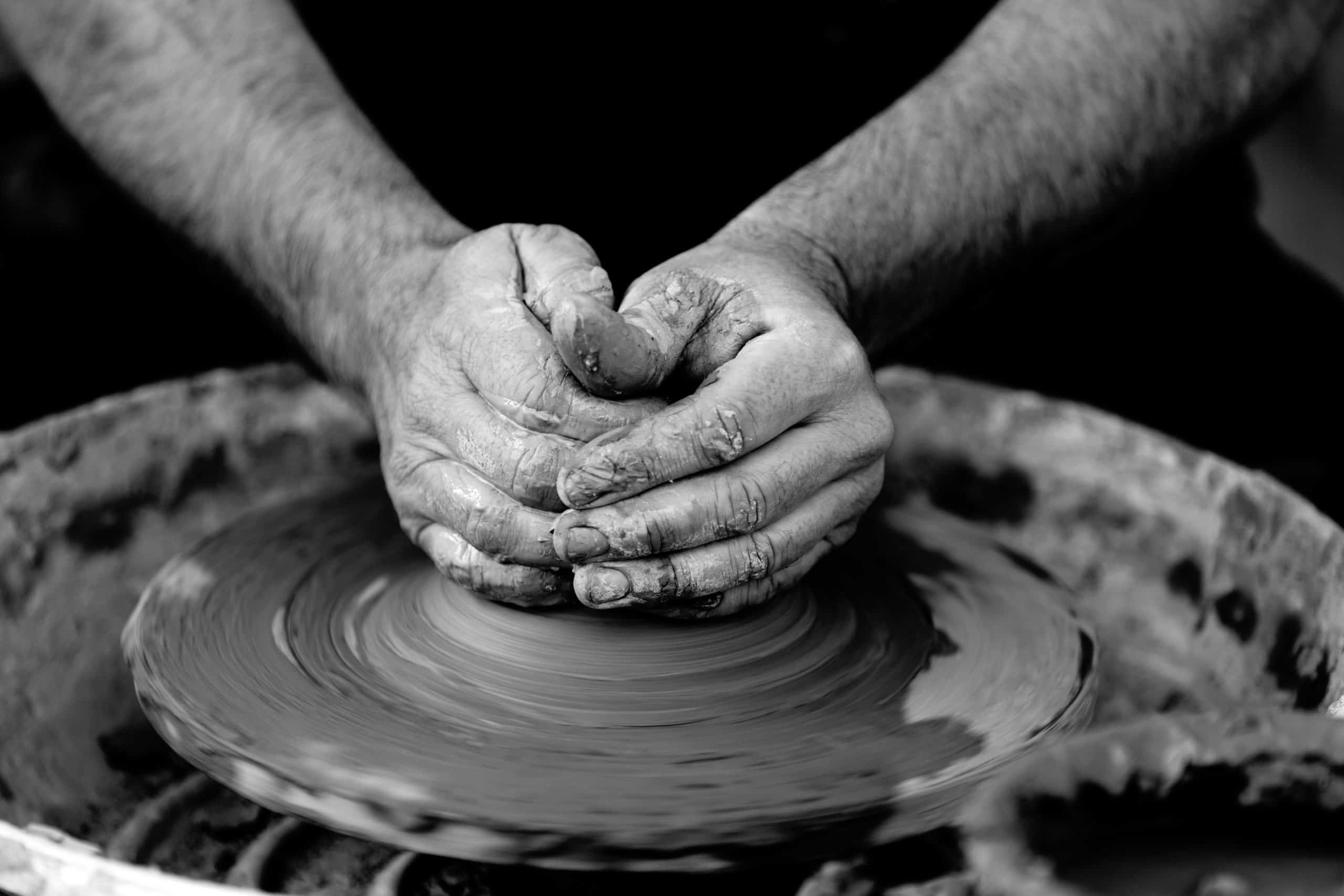 Like Clay in the Hand of the Potter