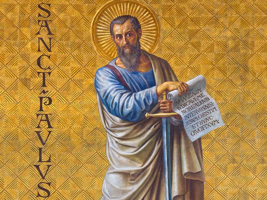 St. Paul, Apostle of Freedom