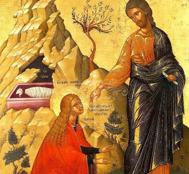 St. Mary Magdalene, Apostles to the Apostles