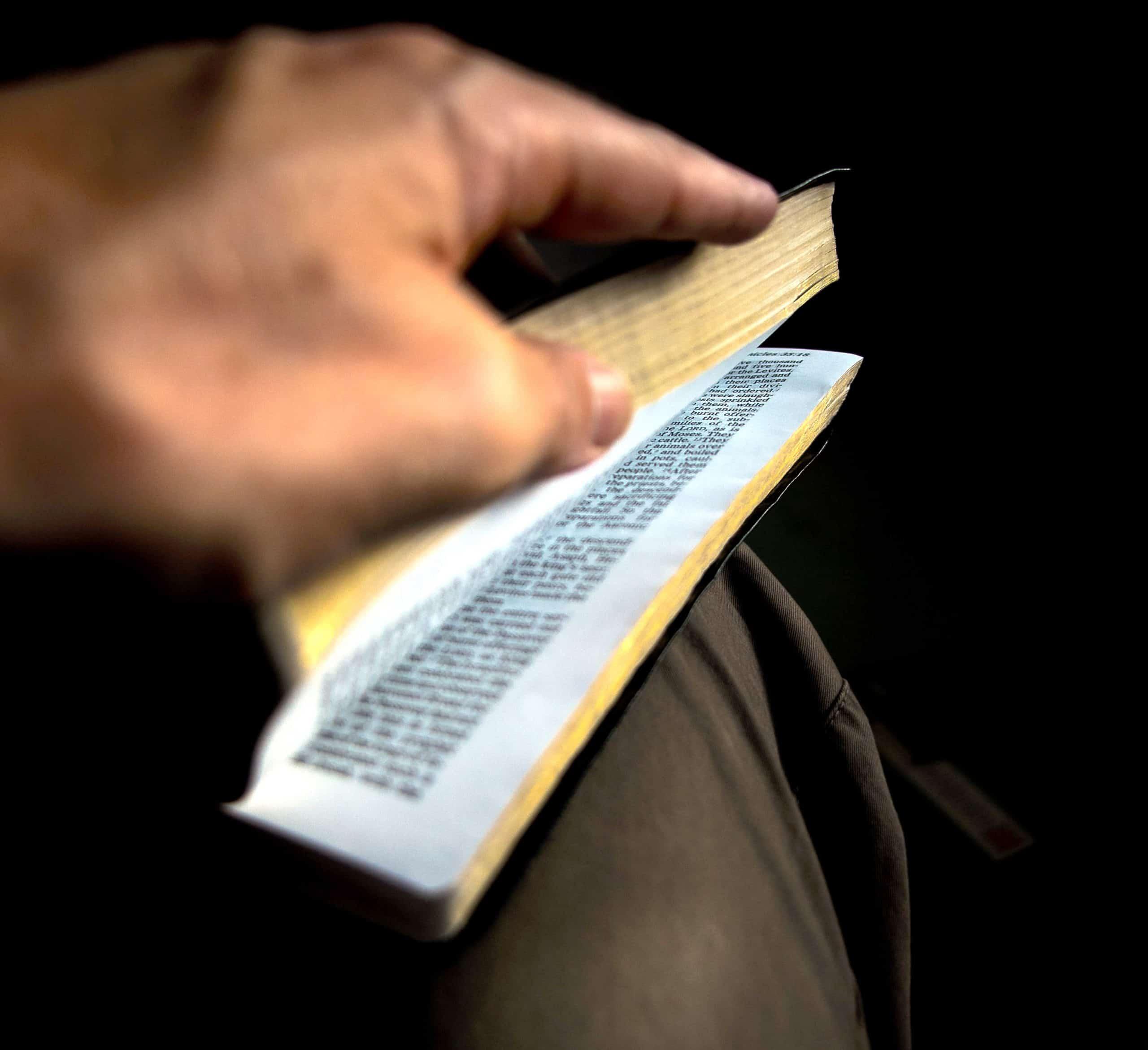 Lectio Divina: Encountering God through Scripture