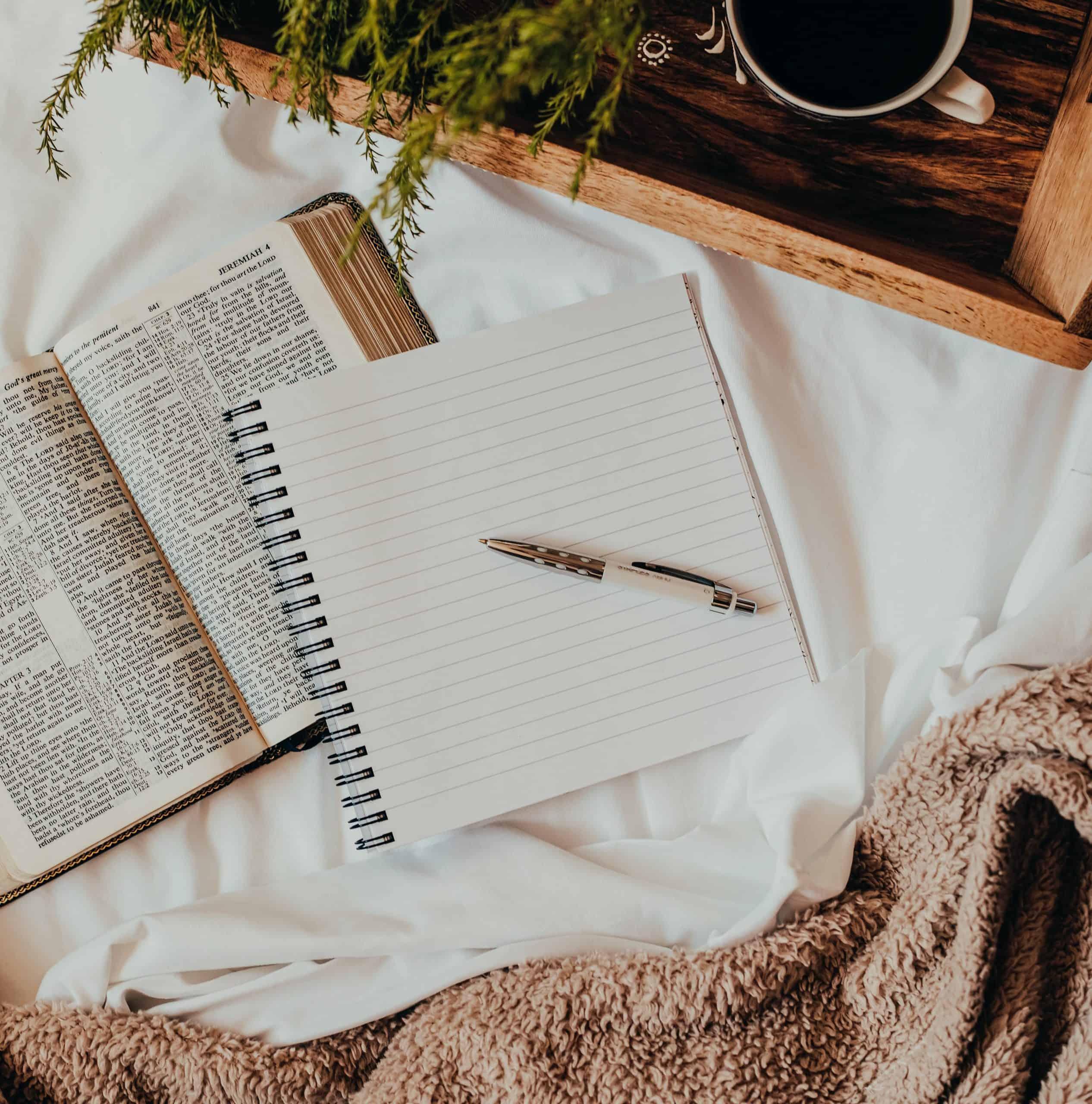 Why Use a Spiritual Journal?